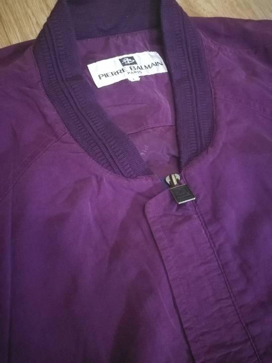 Balmain Vintage Balmain Jacket Not Balenciaga Versace Gucci Louis Vuitton Raf Simons Kenzo Hermes Size US L / EU 52-54 / 3 - 6