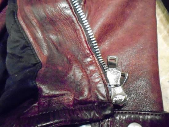 Balmain Biker leather jacket Size US M / EU 48-50 / 2 - 7