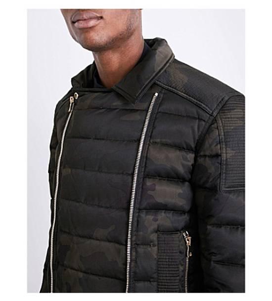 Balmain Camouflage-print shell-down puffer jacket Size US M / EU 48-50 / 2 - 1