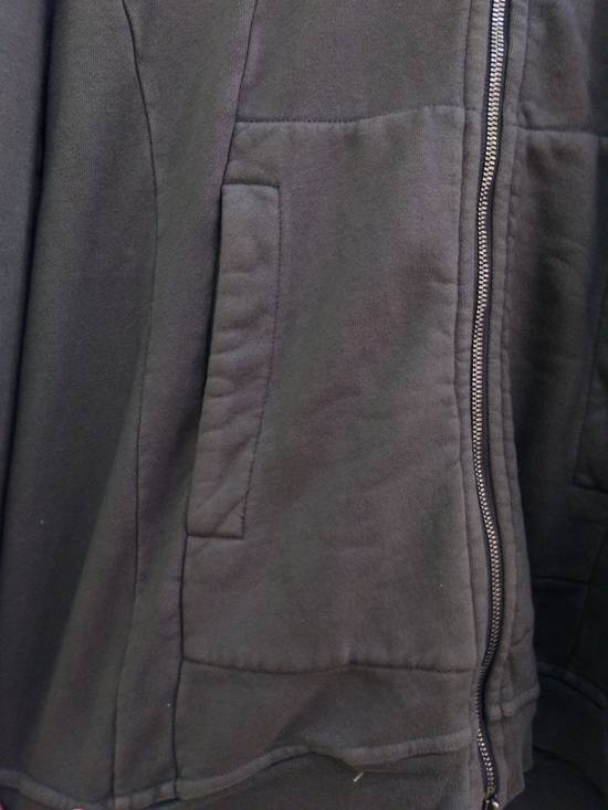 Julius Gray Zip Hoodie MA_Julius f/w11 Size US S / EU 44-46 / 1 - 4
