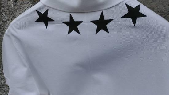 Givenchy Givenchy Star Print Extended Hem Rottweiler Shark Polo Shirt T-shirt size XS (S) Size US S / EU 44-46 / 1 - 7