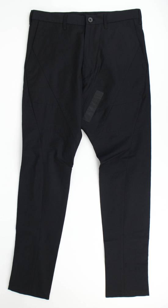 Julius 7 Black Cotton Blend Casual Trousers Pants Size 2/S Size US 32 / EU 48 - 3
