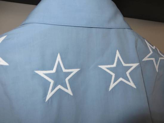 Givenchy Embroidered stars shirt Size US S / EU 44-46 / 1 - 6