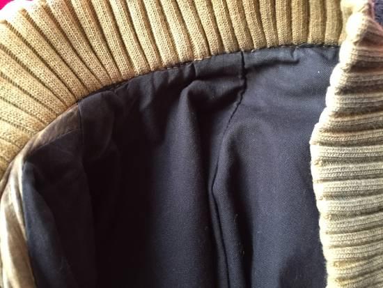 Balmain Decarnin Green Leather Teddy Boy Jacket Size US M / EU 48-50 / 2 - 15