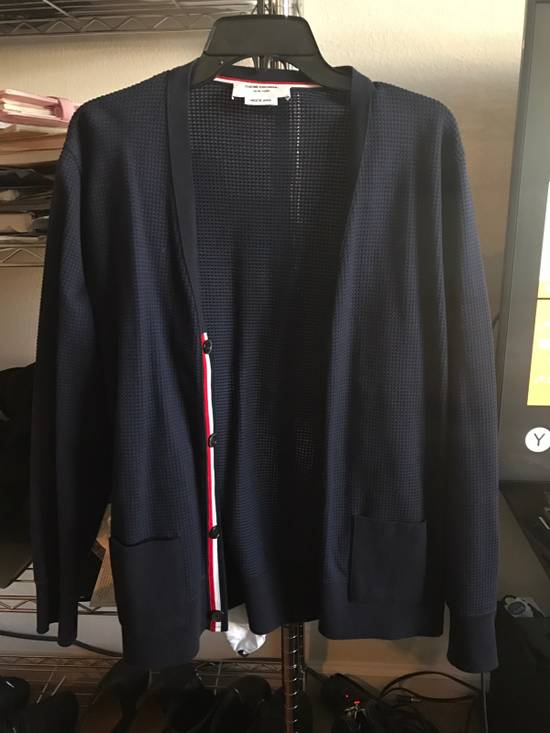 Thom Browne Thom Browne Color Strip Cardigan Size US M / EU 48-50 / 2