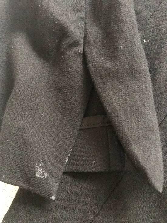 Julius SS12 layered front panel coat Size US M / EU 48-50 / 2 - 15