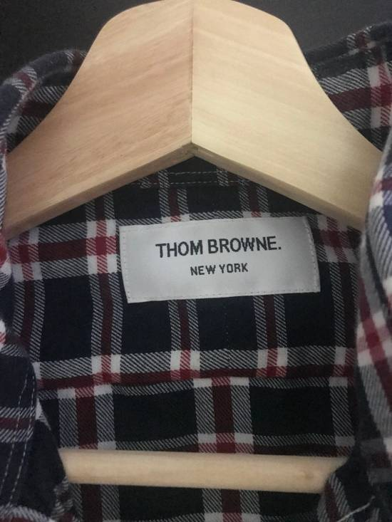 Thom Browne Thom Browne Check Shirt Size US S / EU 44-46 / 1 - 3