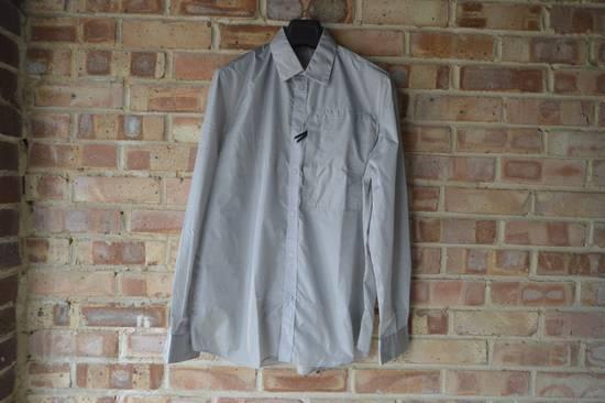 Givenchy Nylon Zipped Pocket Shirt Size US M / EU 48-50 / 2