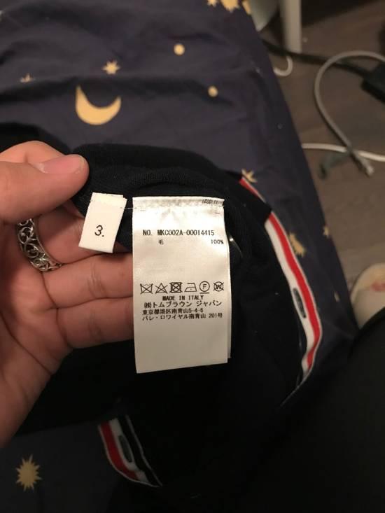 Thom Browne v neck Cardigan in fine merino wool Size US M / EU 48-50 / 2 - 7