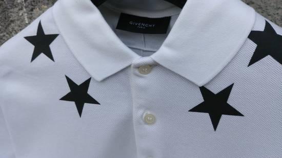 Givenchy Givenchy Star Print Extended Hem Rottweiler Shark Polo Shirt T-shirt size XS (S) Size US S / EU 44-46 / 1 - 9