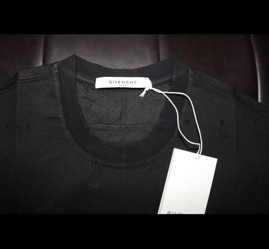 Givenchy Givenchy Distressed Tee Size US S / EU 44-46 / 1 - 1