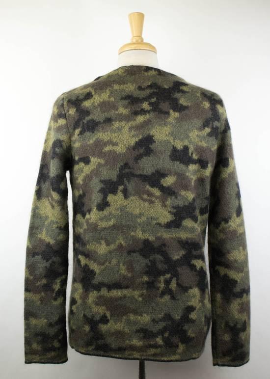 Balmain Camouflage Mohair Blend Jumper Sweater Size M Size US M / EU 48-50 / 2 - 2