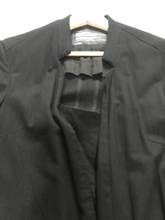 Julius SS12 layered front panel coat Size US M / EU 48-50 / 2 - 14