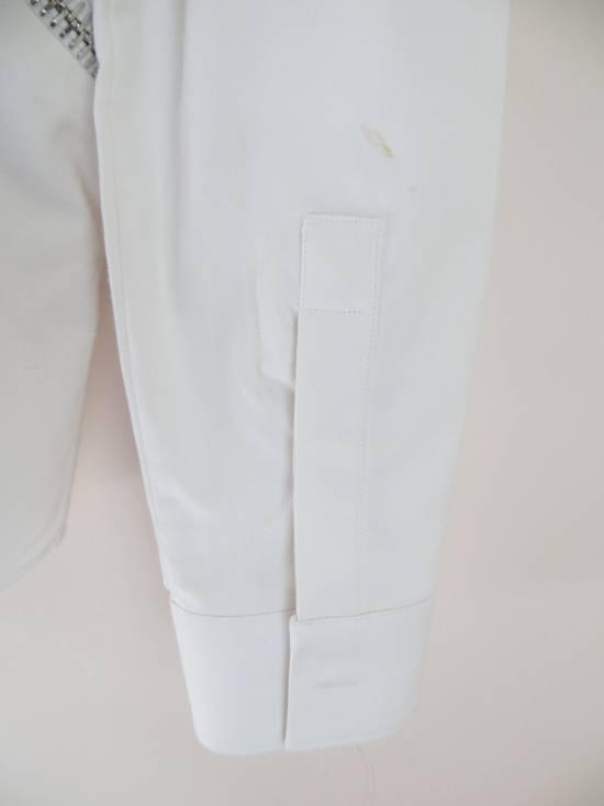 Givenchy Givenchy White Basketball Jacket Size US M / EU 48-50 / 2 - 5