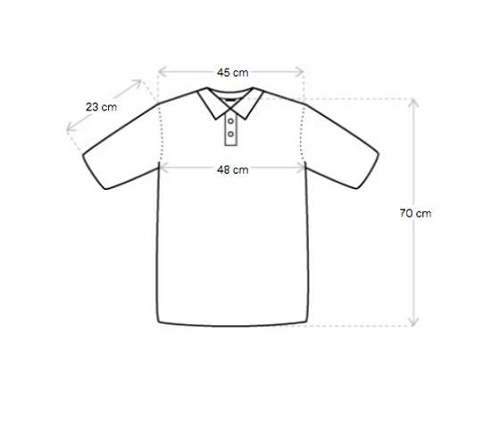 Thom Browne Thom Browne Navy Pocket Polo Size US M / EU 48-50 / 2 - 4