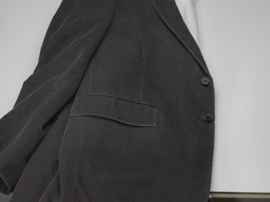 Thom Browne Navy Thin Corduroy Suit Size 38R - 4