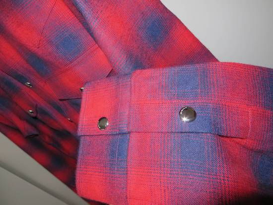 Givenchy Flannel check- shirt Size US S / EU 44-46 / 1 - 7