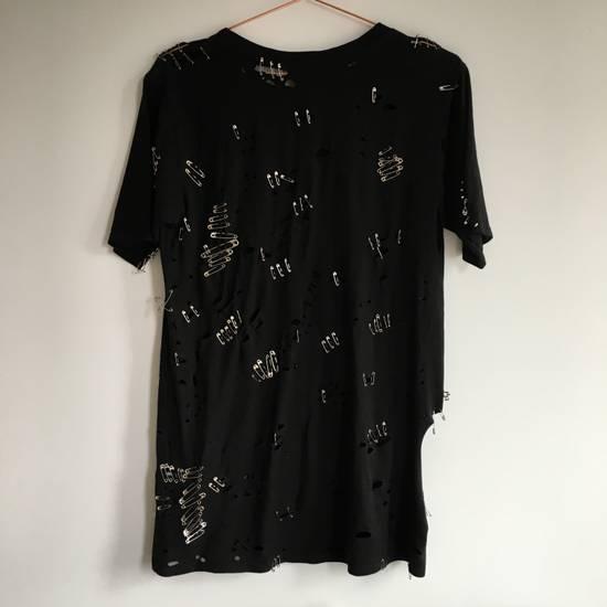 Balmain Decarnin Safety Pin Shirt Size US S / EU 44-46 / 1 - 1