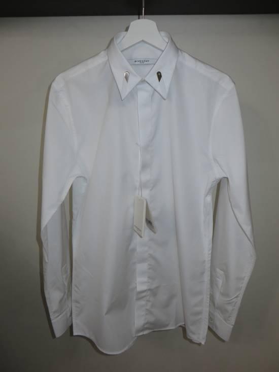 Givenchy Metallic star collar tip shirt Size US S / EU 44-46 / 1 - 1