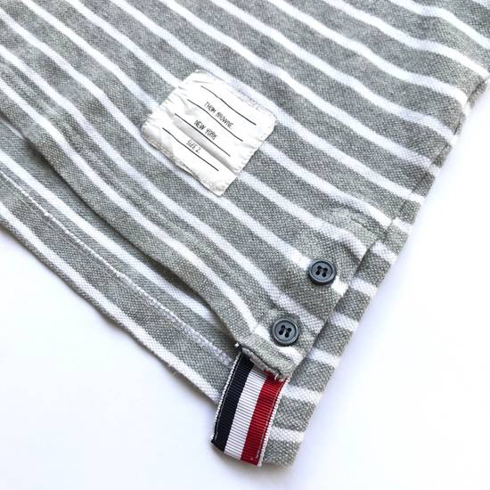 Thom Browne Get 2 Thom Browne Short Sleeve Polo Shirt Size US S / EU 44-46 / 1 - 4