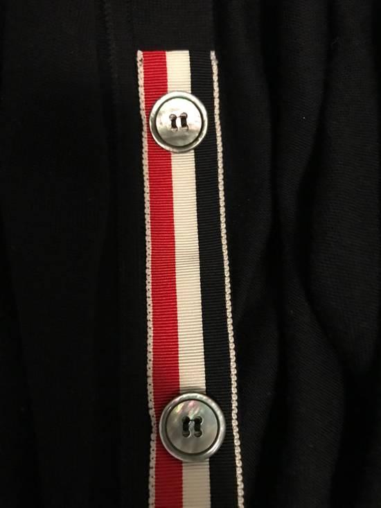 Thom Browne v neck Cardigan in fine merino wool Size US M / EU 48-50 / 2 - 3
