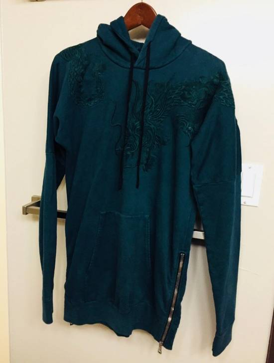 Balmain Embroidered Dragon Hoodie Size US L / EU 52-54 / 3 - 2