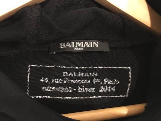 Balmain Hooded Long Sleeve T-Shirt Size US S / EU 44-46 / 1 - 2