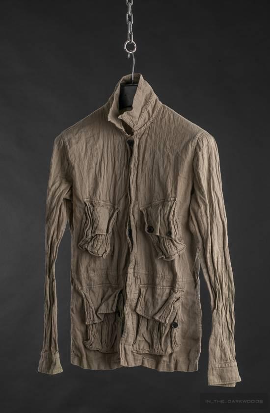 Julius wrinkled metal fiber jacket Size US S / EU 44-46 / 1 - 3