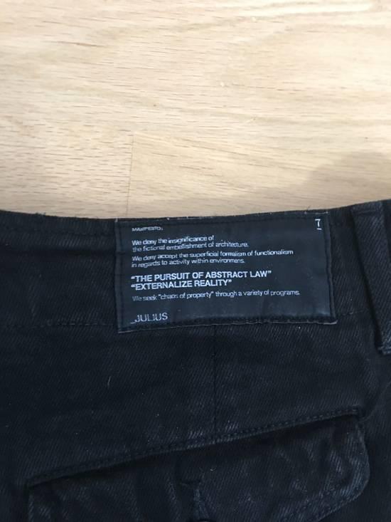 Julius AW12 Resonance Cargo Pants Size US 32 / EU 48 - 8