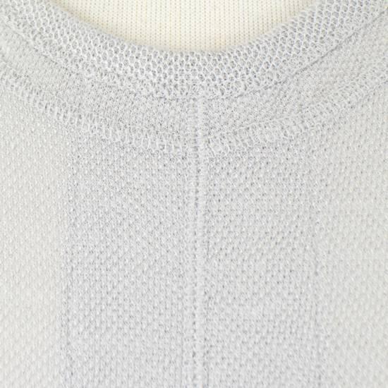 Julius MA_JULIUS Gray Cotton Blend 'Plaster' Long Tank Top T-Shirt Size 3/M Size US M / EU 48-50 / 2 - 4
