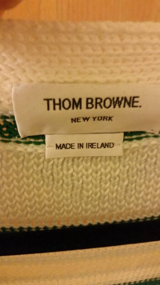 Thom Browne 16 Ss wool mohair fish cardigan Size US M / EU 48-50 / 2 - 4