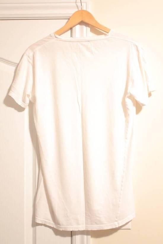 Balmain Rare 2013 Distressed Twisted Seam White T Shirt Size US S / EU 44-46 / 1 - 2