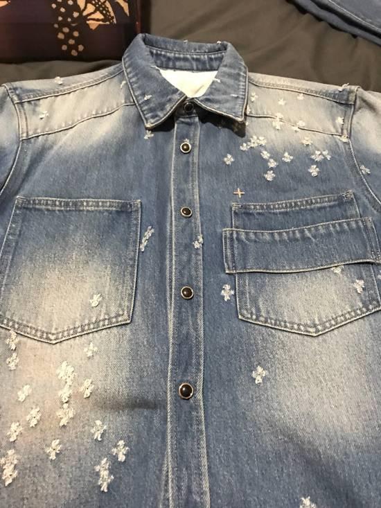 Givenchy Givenchy Demin Pants And Button Up Shirt Size US 30 / EU 46 - 5