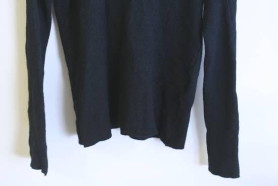 Julius AW12 Cupra/Wool Paneled Sweater Size US XS / EU 42 / 0 - 3