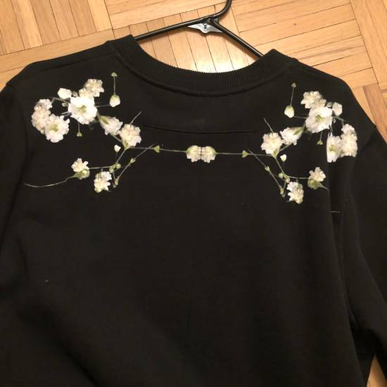 Givenchy Floral Sweater Fits S-M Size US XS / EU 42 / 0 - 3