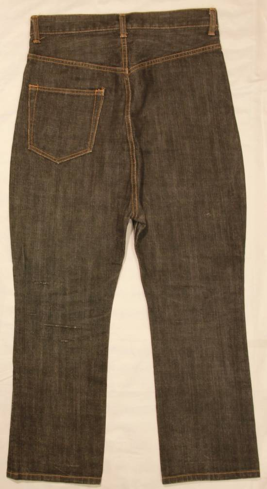 Julius AW03 High Rise Cropped Jeans Size US 28 / EU 44 - 1