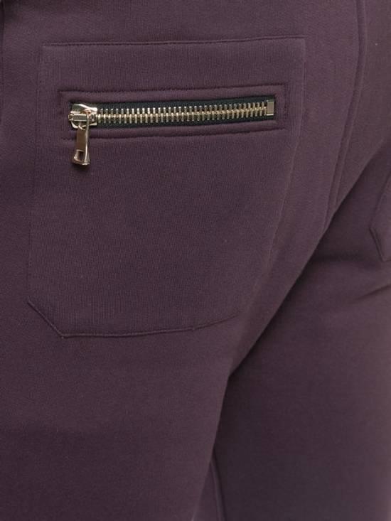 Balmain Balmain Burgundy Sweatpants Large Size US 34 / EU 50 - 1