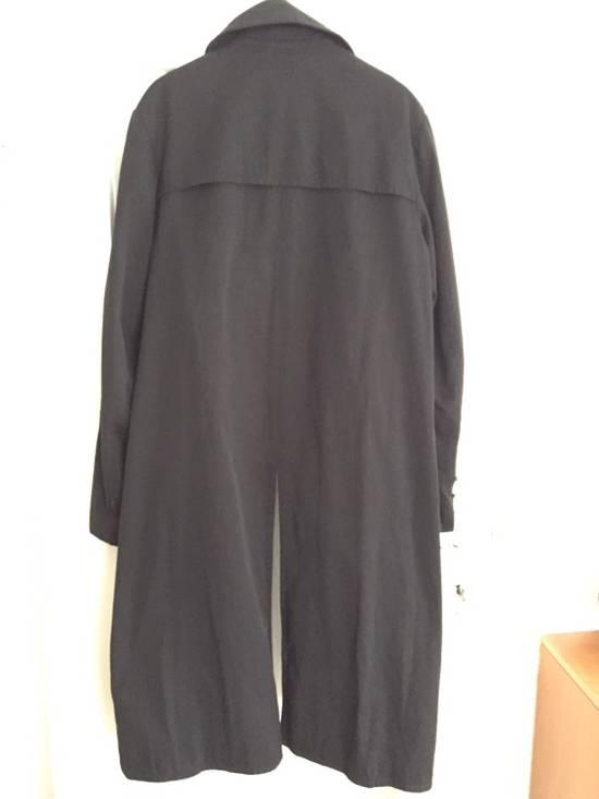 Julius Silk Blend Trench Coat Size US L / EU 52-54 / 3 - 2