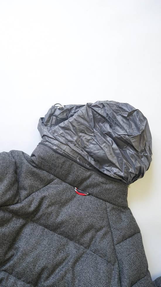 Thom Browne RARE COLLECTOR'S ITEM Gamma Bleu By Thom Browne Wool Glen Plaid Down Jacket Size US L / EU 52-54 / 3 - 3