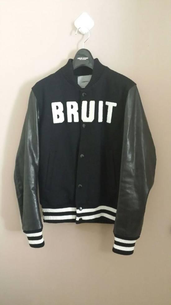 Undercover Bruit Bomber Varsity Jacket Size US S / EU 44-46 / 1