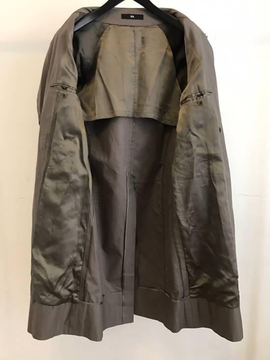 Julius JAPAN MADE MA LONG BREASTED COAT Size US L / EU 52-54 / 3 - 5