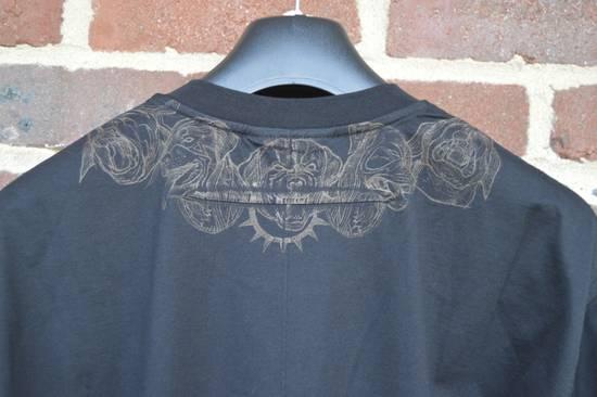 Givenchy Brown Rottweiler Neck Print T-Shirt Size US M / EU 48-50 / 2 - 6