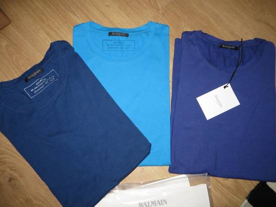 Balmain 3 pack clean cotton t-shirts Size US XS / EU 42 / 0 - 2