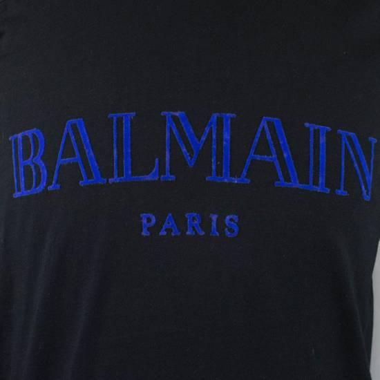 Balmain Black Cotton Shoulder Detail Hoodie Sweatshirt Shirt S Size US S / EU 44-46 / 1 - 4