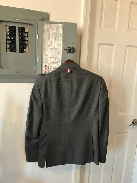 Thom Browne classic birds eye suit Size 36S - 1
