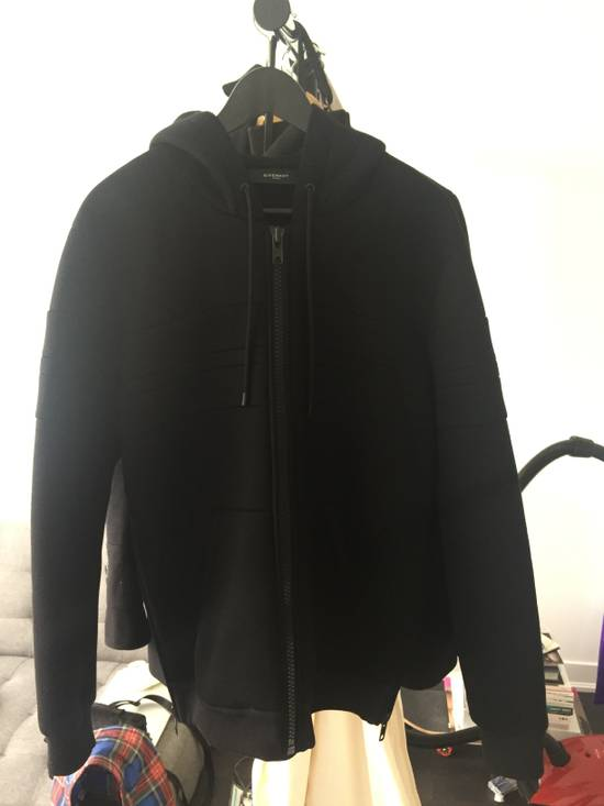 Givenchy LAST DROP Givenchy Zip-Up Hoodie In Black Size US M / EU 48-50 / 2 - 1