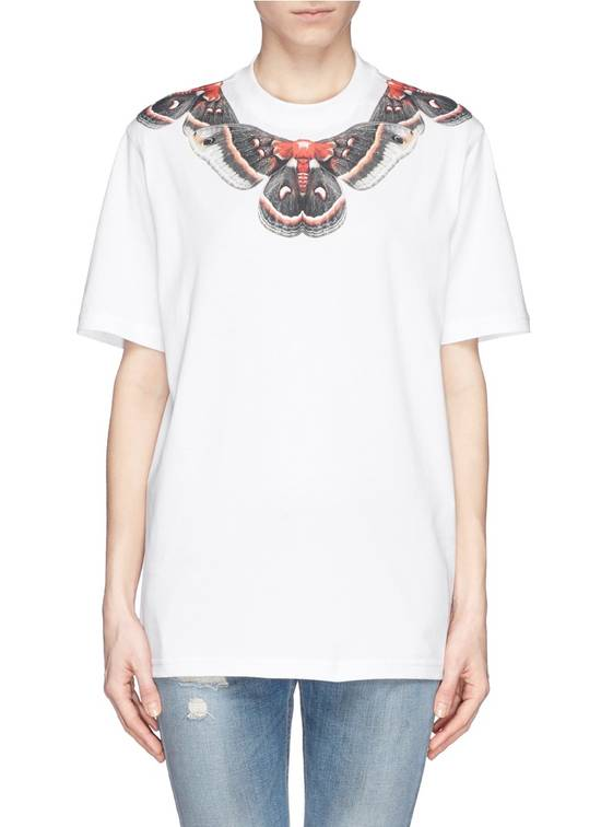 Givenchy Moth Collar Print T-Shirt Size US XS / EU 42 / 0 - 2
