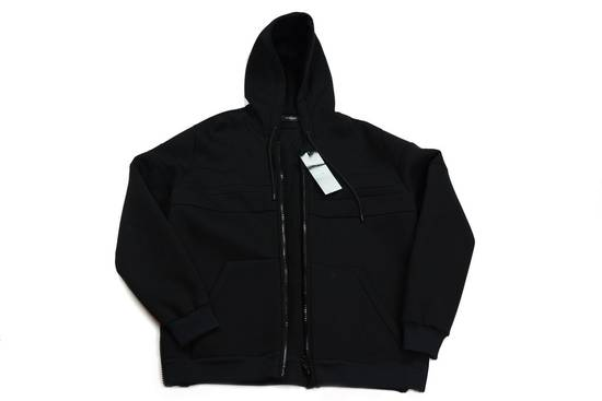 Givenchy LAST DROP Givenchy Zip-Up Hoodie In Black Size US M / EU 48-50 / 2