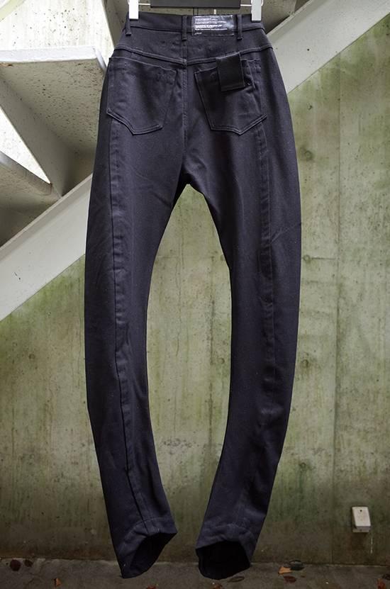 Julius FW14 Skinny Knit Denim Size US 32 / EU 48 - 7