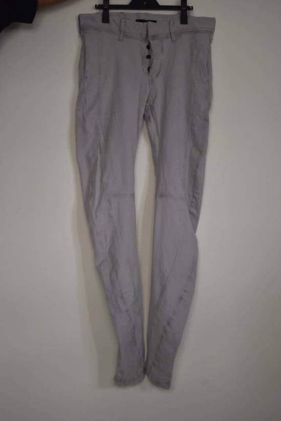 Julius SS13 curved denim jeans Size US 32 / EU 48 - 5